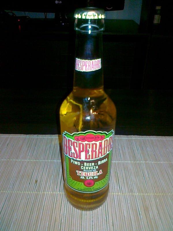 Piwo Desperados - ciekawy smak