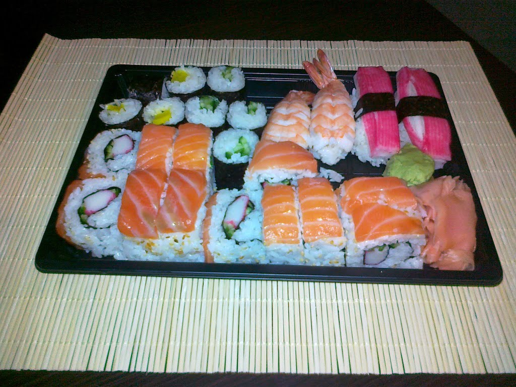 Sushi Warszawa Usynow