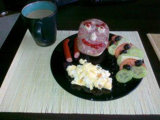Weekendowe śniadanie
