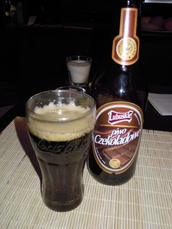 Piwo Czekoladowe