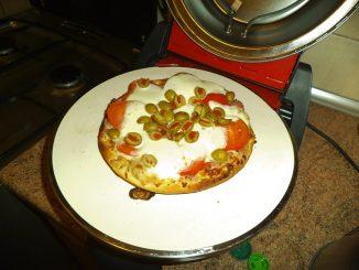 Włoski piec do pizzy - część 2