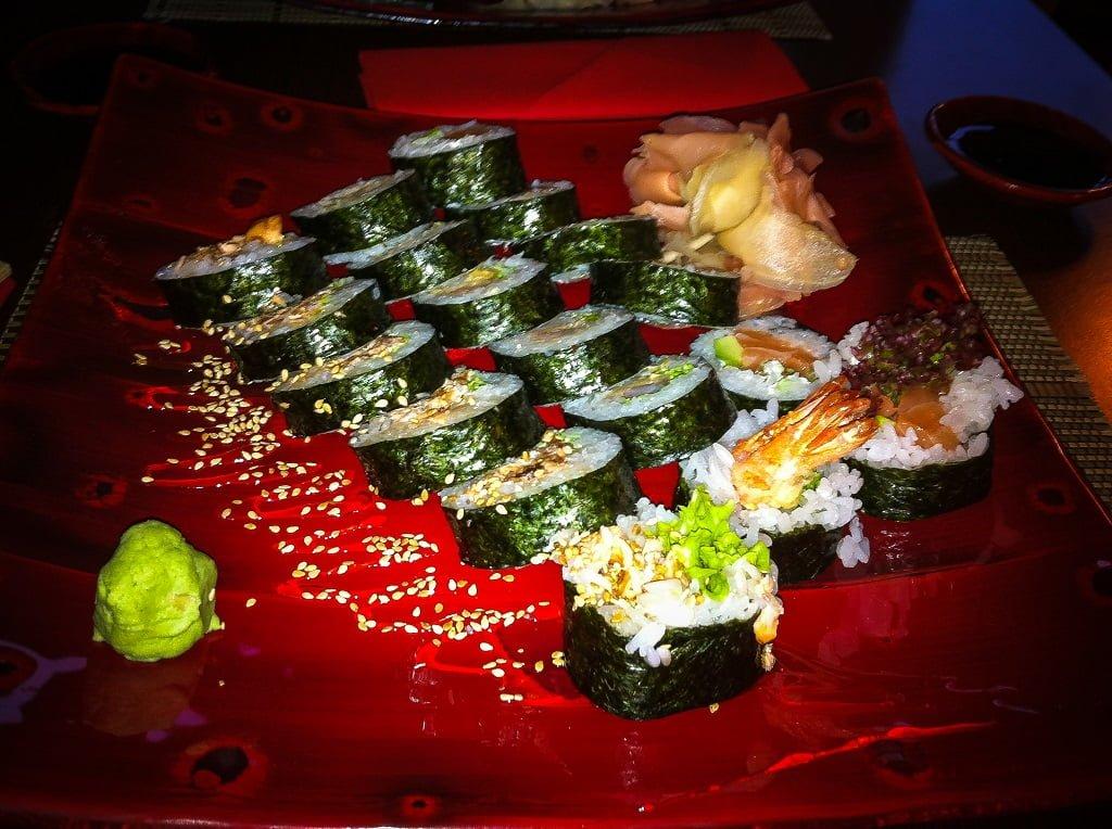 Sushi - Gruba Ryba - czy warto odwiedzić?