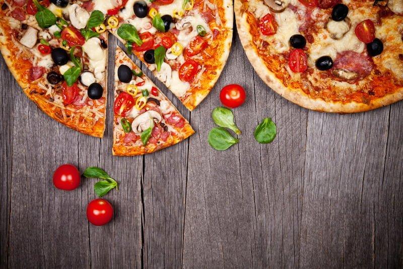 Nie taka pizza straszna jak ją malują