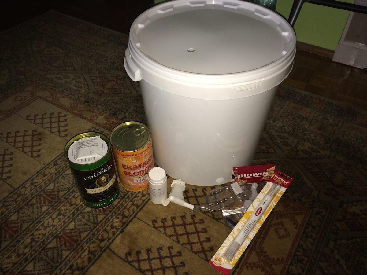 Poradnik – Domowe piwo – Sprzęt do produkcji piwa