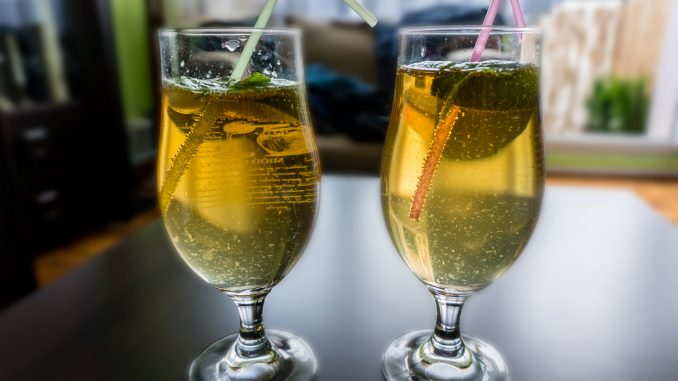 Mohito beer