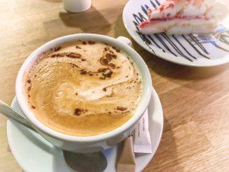 Kawiarnia Spotkanie na warszawskiej Woli
