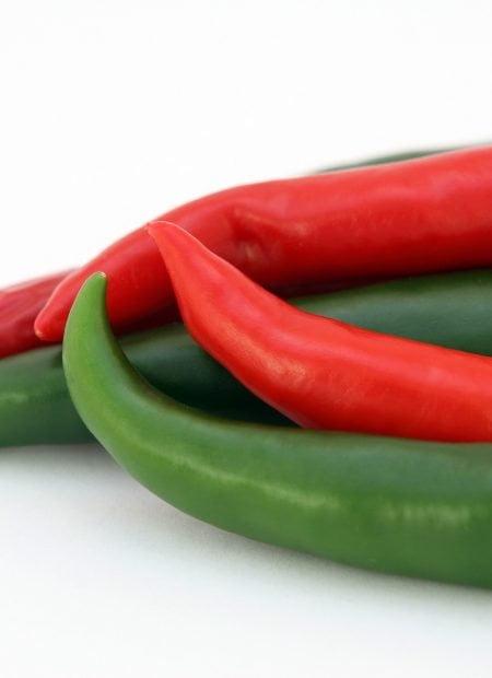 Jak przechowywać papryczkę chilli