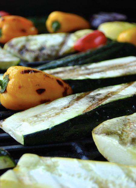 Grillowane warzywa - jakie warzywa grillujemy?