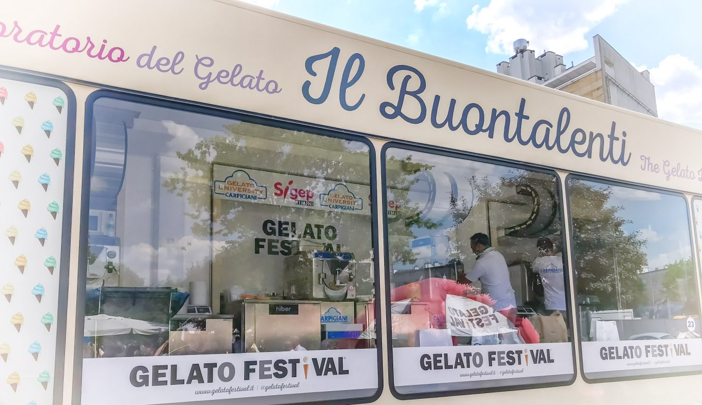 Gelato Festival 2018 - warto było się tam wybrać!