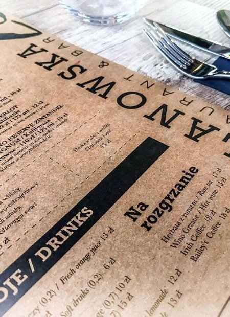 Restaurant & Bar Wilanowska No25