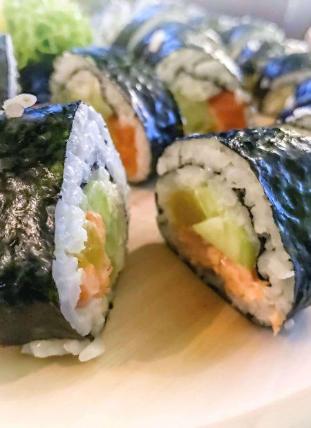 Domowe sushi - co potrzebujemy?
