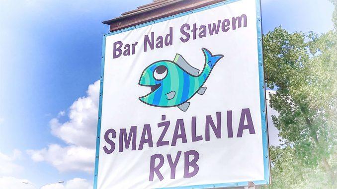 Bar Nad Stawem - smaczna rybka w Warszawie