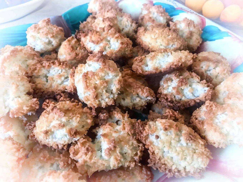 Błyskawiczne kokosanki