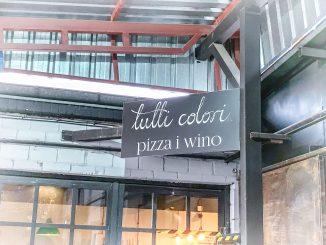 Tutti Colori - pizza prawdziwie włoska