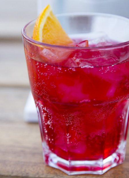 Negroni - mocny włoski drink