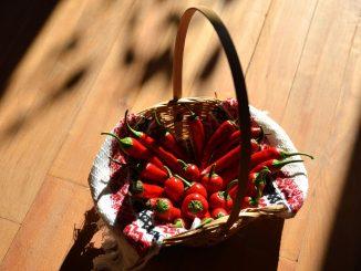 Afrodyzjaki - papryczka chilli