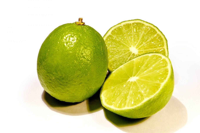 Egzotyczne owoce - limonka