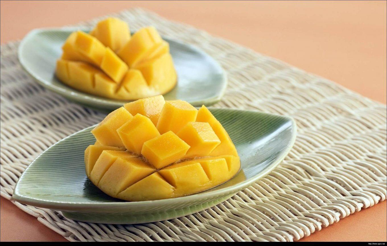 Egzotyczne owoce - mango