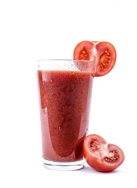 Domowy sok pomidorowy