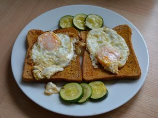 Tosty z jajkiem sadzonym