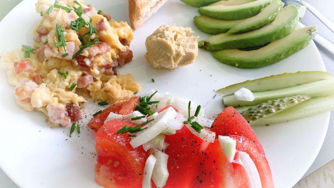 Niedzielne, zdrowe śniadanie