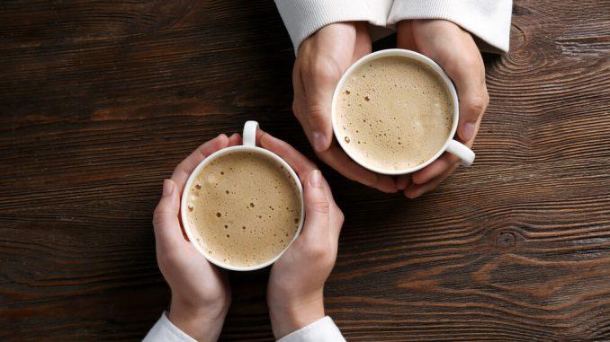 Spieniacz do mleka i kawa w kapsułkach