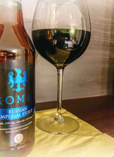 Komes Russian Impe­rial Stout
