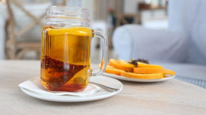 Herbata z witaminą C