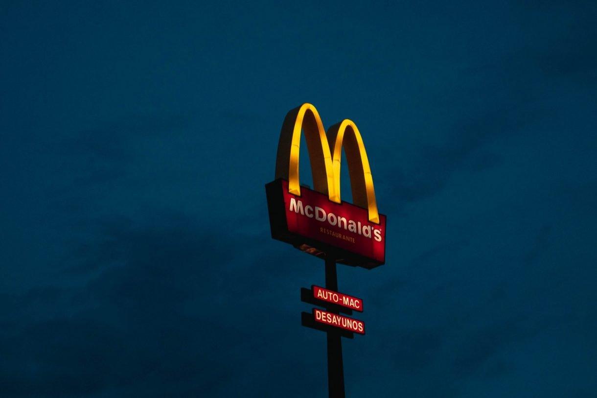 McDonald's dba o środowisko - REWOLUCJA w popularnej restauracji