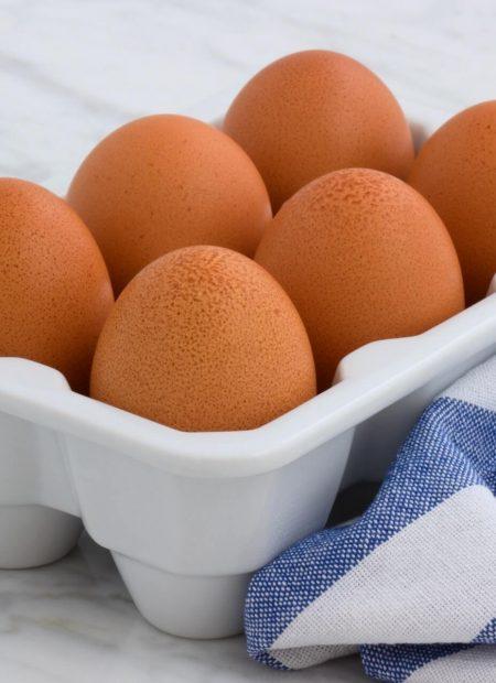 Ile gotować jajka