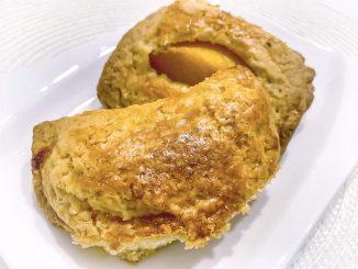 Pyszne ciasteczka z morelami