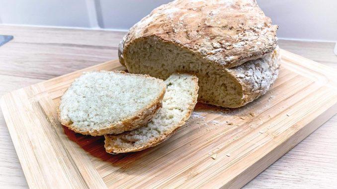 Szybki przepis na domowy chleb