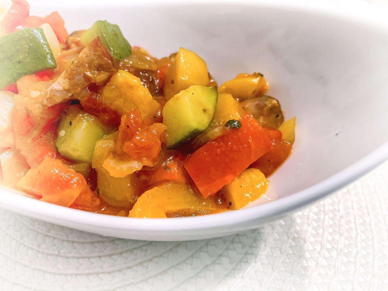 Szybki i pyszne leczo warzywne