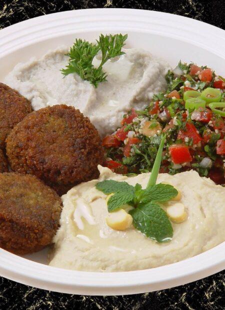 Przepis na falafel