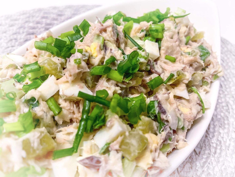 Błyskawiczna pasta z makreli
