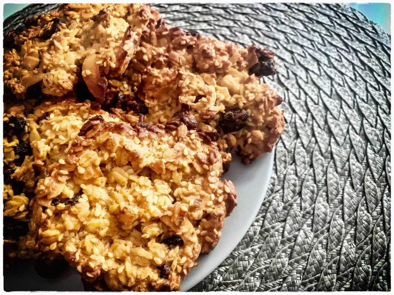 Ciasteczka owsiane - szybko i smacznie