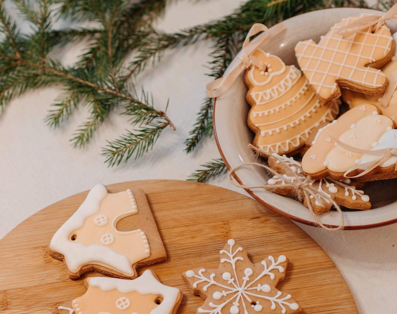 Świąteczne ciasteczka maślane