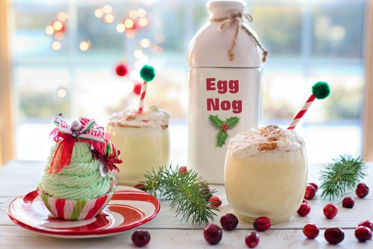 Eggnog - kwintesencja amerykańskich świąt