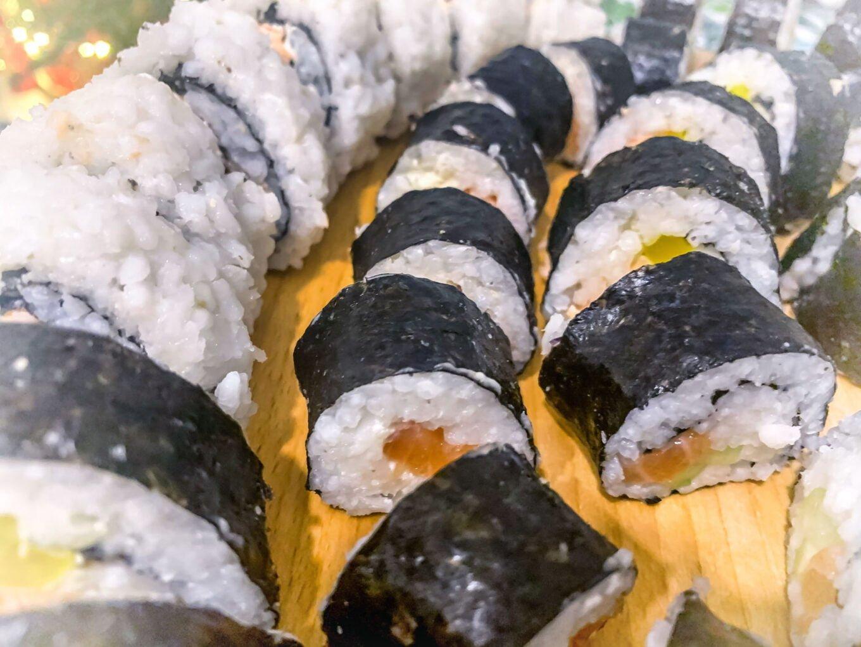 Jak przygotować dobre sushi