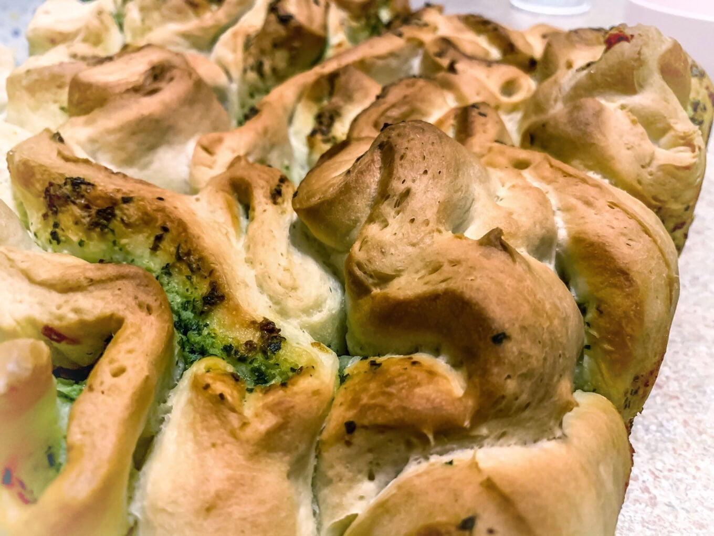 Chlebek ziołowy