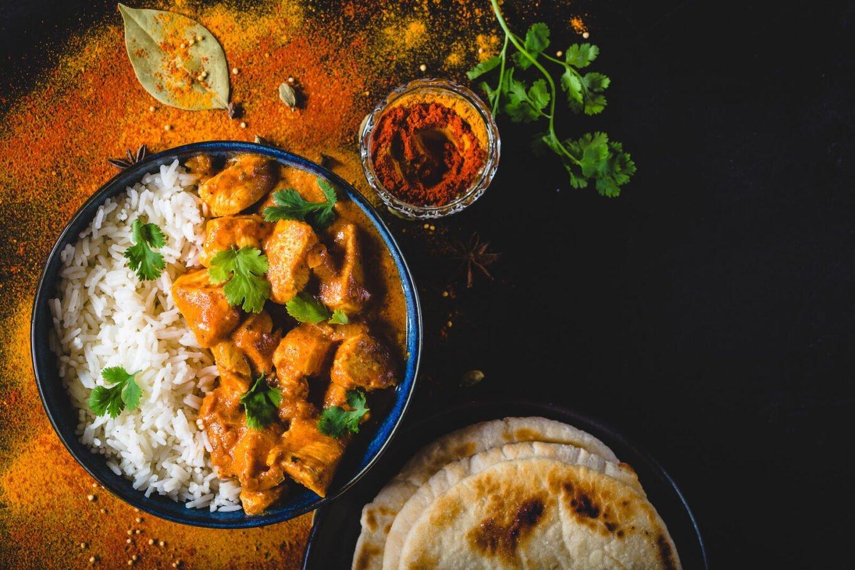 Indyjski Butter Chicken